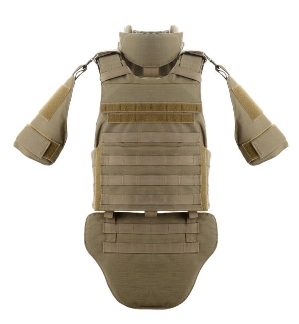 Coyote Tan - APC Frag Kit