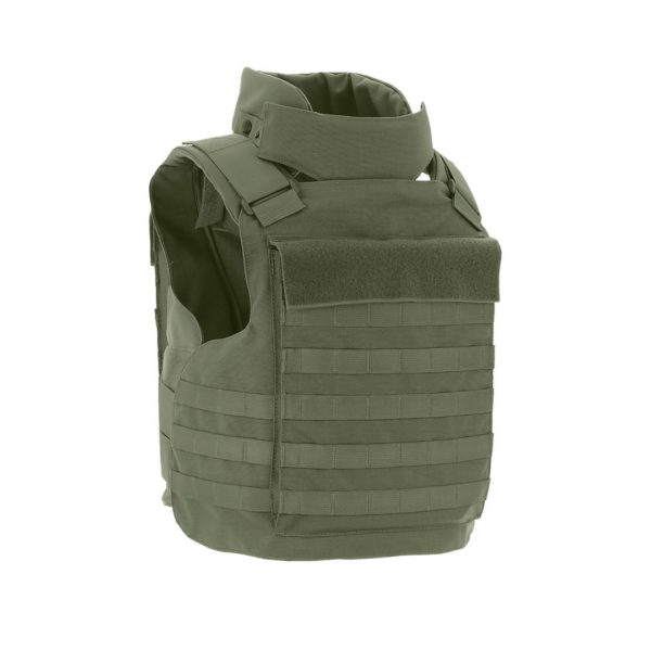 OD Green - Yoke and Collar Trooper T