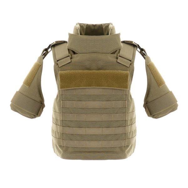 Coyote Tan - Deltoid frag kit Trooper T