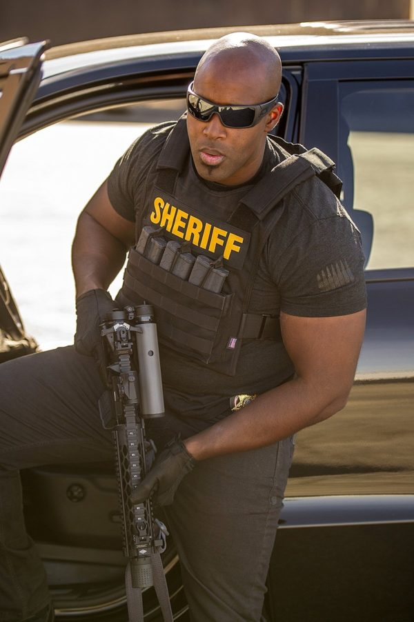 Black - Sheriff BPC