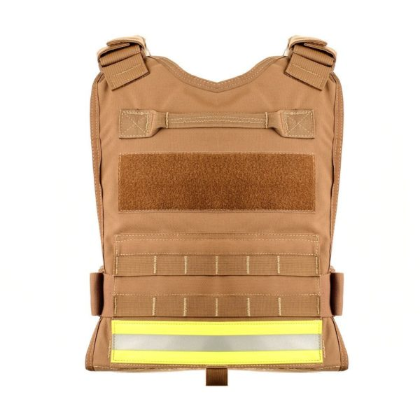 Coyote Tan - Trooper BPC Rescue Back