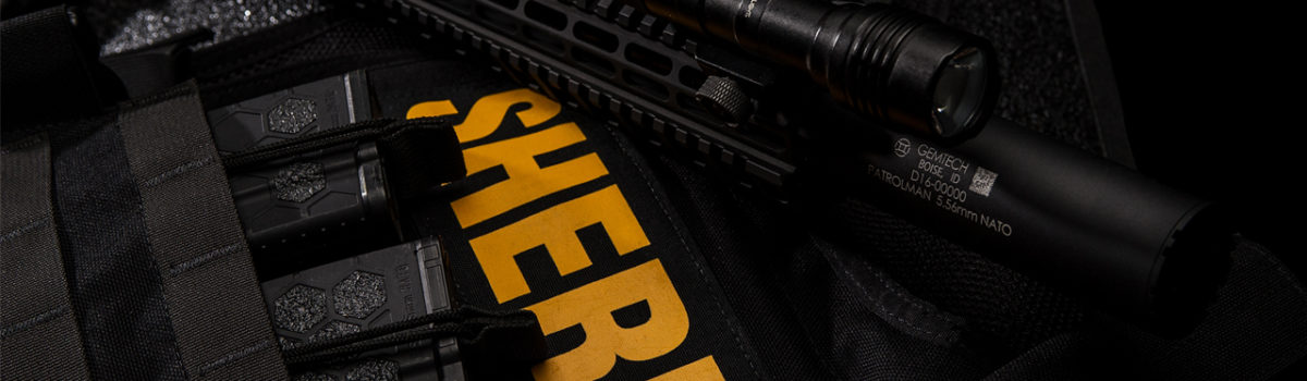 Rifle Armor Vest Kits for Police