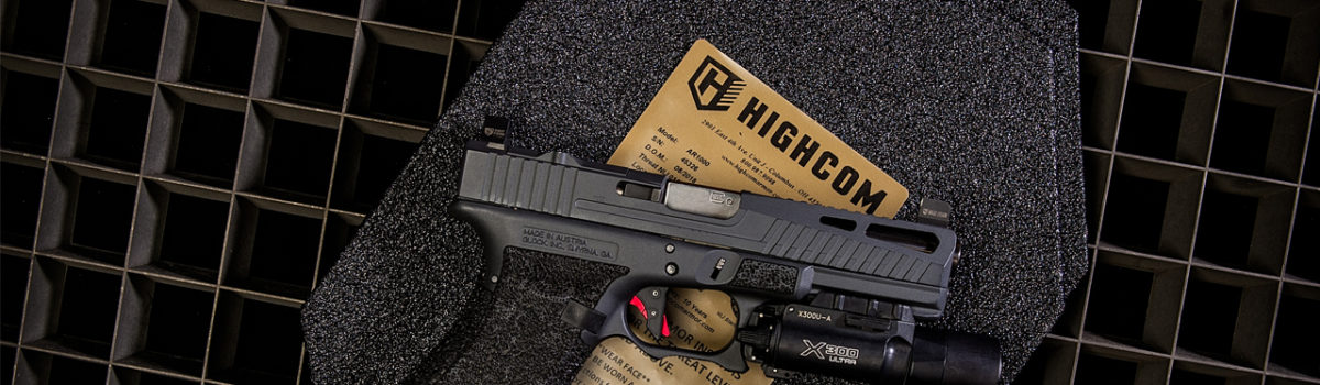 HighCom's Ar1000 is the best steel rifle armor plate